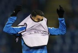 BBC R. Mahrezą išrinko geriausiu Afrikos metų futbolininku