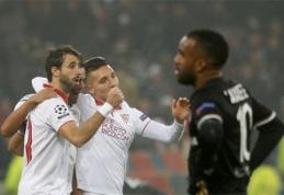 """Baigėsi neįtikėtinas """"Sevilla"""" dominavimas Europos lygoje"""
