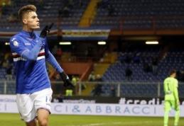 """Tarp trijų į """"Coppa Italia"""" aštuntfinalį prasibrovusių klubų - tik du iš """"Serie A"""""""