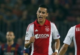"Oficialu: ""Ajax"" talentas A. El Ghazi keliasi į ""Lille"""