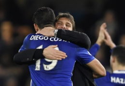 A. Conte: D. Costa liks su mumis