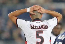 """Ligue 1: """"Nice"""" sužaidė lygiosiomis, """"Lyon"""" patyrė nesėkmę, o """"Monaco"""" sutriuškino """"Marseille"""" (VIDEO)"""