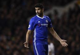 Sausio 14 d. transferai ir gandai: D. Costa sulaukė įspūdingo pasiūlymo iš Kinijos