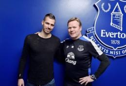 """Oficialu: """"Everton"""" už 24 mln. svarų sterlingų įsigijo M. Schneiderliną"""