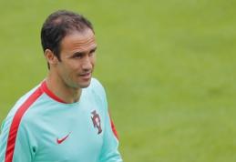 R. Carvalho išvyksta užbaigti karjeros į Kiniją