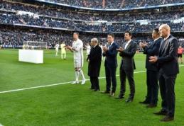 M. Owenas šmaikščiai pajuokavo apie Ronaldo svorį