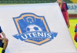 """Kontrolinėse rungtynėse """"Utenis"""" pralaimėjo Latvijoje"""