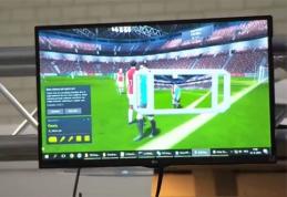 """""""Eredivisie"""" lygoje - virtualios realybės naujovė (VIDEO)"""