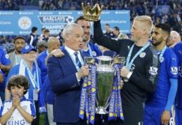 C. Ranieri: mano svajonė numirė