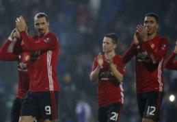 """Į FA taurės ketvirtfinalį prasimušė """"Tottenham"""" bei """"Manchester United"""" (+burtai)"""
