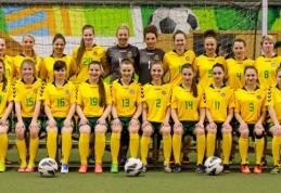 Moterų rinktinė Maltoje sužais dvejas kontrolines rungtynes