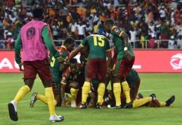 Afrikos Nacijų taurės finale - Kamerūno triumfas (VIDEO)