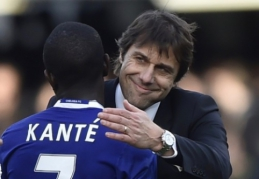 """Inter"" siekia prisivilioti N'Golo Kante"