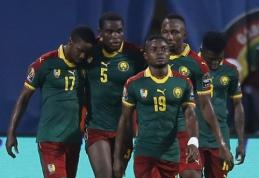 Afrikos Nacijų taurės finale - Egipto ir Kamerūno dvikova (VIDEO)