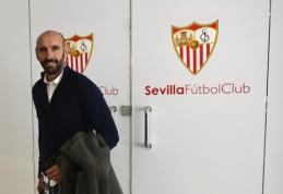 """""""Sevilla"""" palieka į klubą futbolo deimantus viliojęs Monchi"""