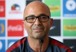 "J. Sampaoli: nebuvo jokio kontakto su ""Barcelona"""