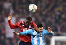 """Ligue 1: """"Metz"""" įveikė """"Bastia"""", """"Marseille"""" sužaidė lygiosiomis su """"Lille"""" (VIDEO)"""