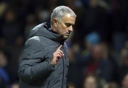 J. Mourinho: niekada nebūčiau pardavęs A. Di Marios ir Chicharito