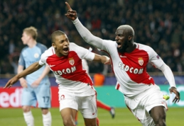 """Man City"" - eliminuotas iš Čempionų lygos, ""Atletico"" žengė tolyn (VIDEO)"