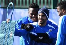 """""""Leicester City"""" - """"Sevilla"""" dvikovos įdomiausi faktai"""
