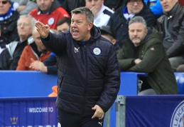 """Oficialu: """"Leicester"""" į pergales ves Shakespeare'as"""