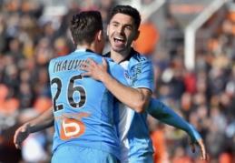 """""""Marseille"""" bei """"Monaco"""" sutriuškino savo varžovus (VIDEO)"""