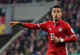 """Thiago nori palikti """"Bayern"""""""