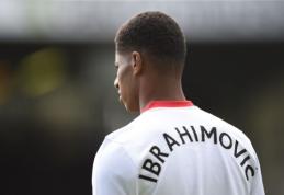 M. Rashfordas: Ibrahimovičius bus nepakeičiamas