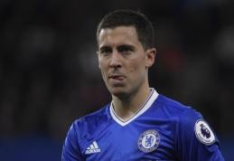 """E. Hazardas: aš nesu tinkamas tapti """"Chelsea"""" kapitonu"""