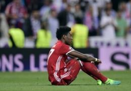 "D. Alaba gali praleisti mūšį su ""Borussia"""