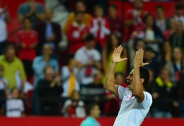 """""""Sevilla"""" namuose nugalėjo lygos autsaiderius"""