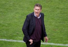 Oficialu: Argentinos rinktinė atleido vyr. trenerį