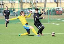 """""""Stumbrą"""" sustiprino Portugalijos jaunimo rinktinėse žaidęs puolėjas"""
