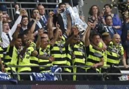 """Huddersfield Town"" po 45 metų grįžta į ""Premier"" lygą (VIDEO)"