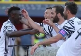 """""""Serie A"""" finišas: """"Atalanta"""" laimėjo, """"Juvei"""" tris taškus atnešė septyniolikmetis (VIDEO)"""