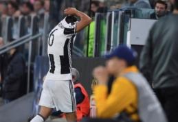 """""""Juventus"""" sulaukė gerų žinių apie S. Khediros traumą"""