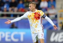 "Oficialu: ""Barcelona"" susigrąžino teises į G. Deulofeu"