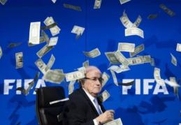 Išplatinta ataskaita apie FIFA korupciją
