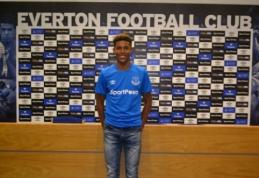"""""""Everton"""" įsigijo perspektyvų gynėją iš Nyderlandų"""