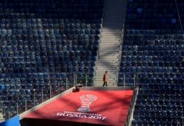 FIFA Konfederacijų taurės startas: Rusija - Naujoji Zelandija (FOTO)