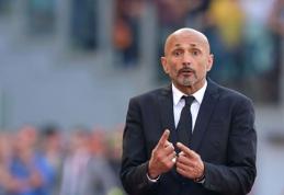"Oficialu: ""Inter"" trenerio vairą perima L. Spalletti"