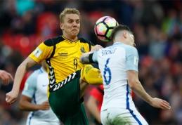 Smūgis Lietuvos rinktinei - FIFA reitinge aplenkė Madagaskaras