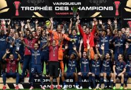 """PSG palaužė """"Monaco"""" kovoje dėl Prancūzijos Supertaurės trofėjaus (VIDEO)"""