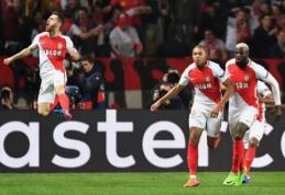 """""""Monaco"""" iš žaidėjų pardavimų šią vasarą jau susižėrė didžiulę sumą"""