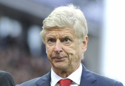 "A. Wengeras atmetė ""Barcelona"" pasiūlymą"