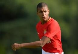 """""""Sport"""": K.Mbappe pirmadienį taps PSG žaidėju"""