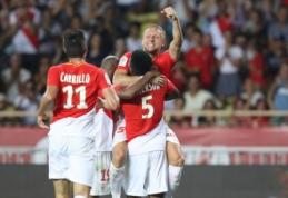 """""""Ligue 1"""" čempionai sezoną pradėjo sunkia pergale (VIDEO)"""