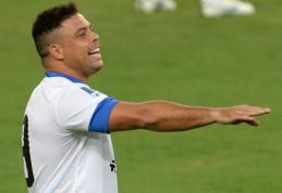"""Ronaldo pasiruošęs išspręsti """"Real"""" problemas puolime"""