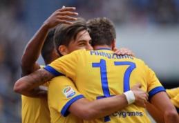 Italijos čempionate laimėjo visi favoritai (VIDEO)