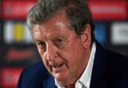 """""""Crystal Palace"""" vairą perima R. Hodgsonas"""